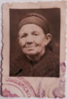 Баба Пена, една от най-известните оплаквачки