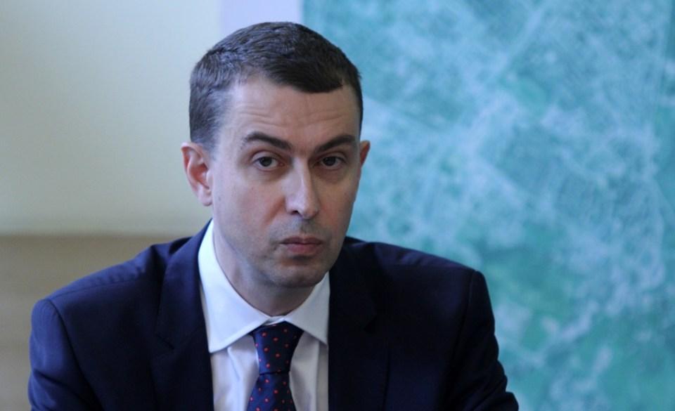 Здравко Здравков Снимка: БГНЕС