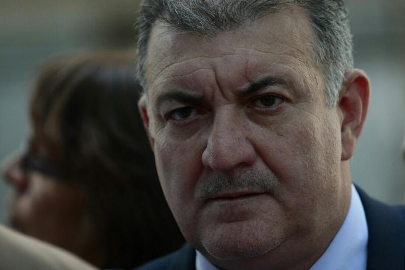 Георги Костов, главен секретар на МВР