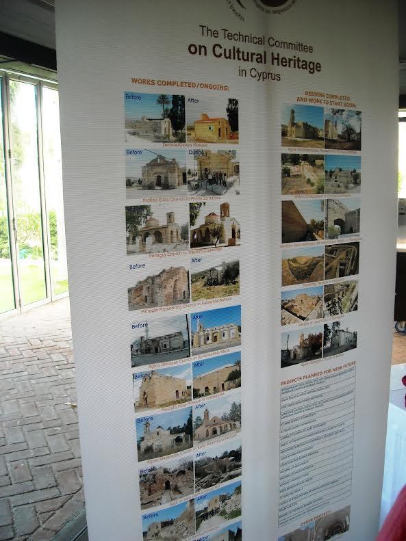 Кипър културно наследство