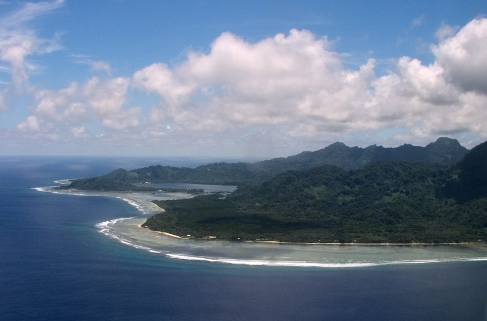 остров Корсае