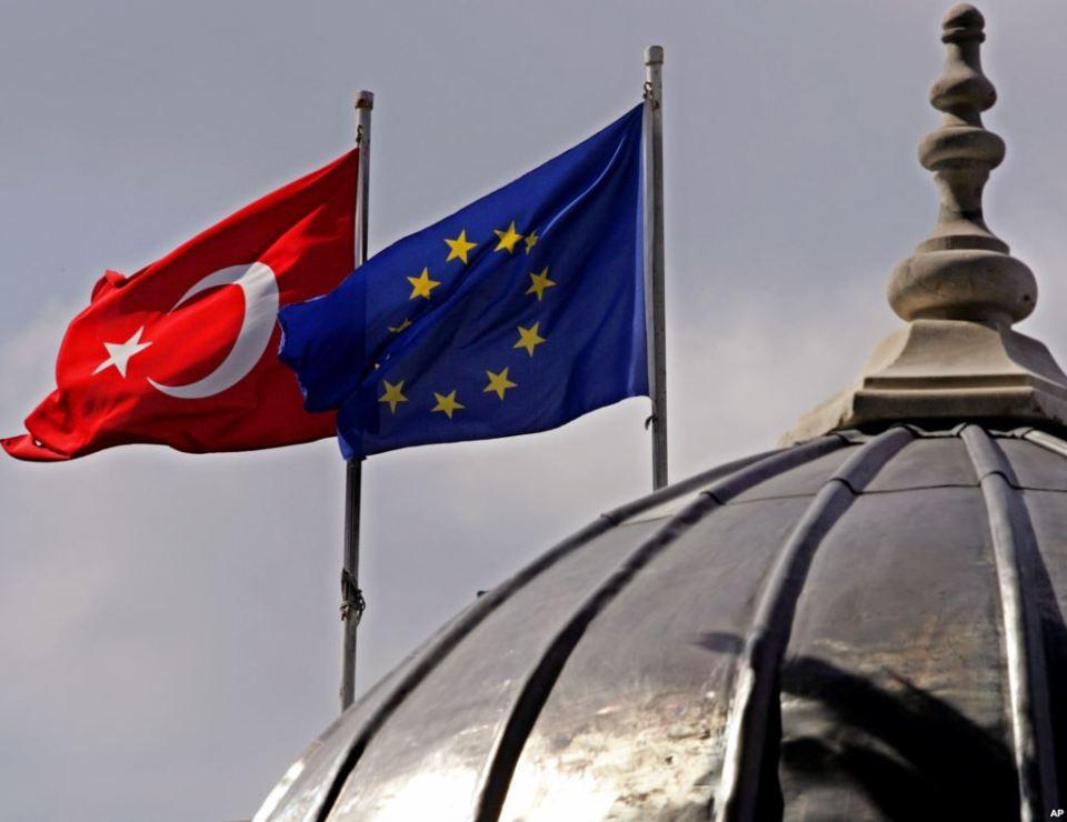 Турция ЕС