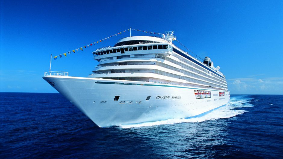 Снимка: Crystal Cruises