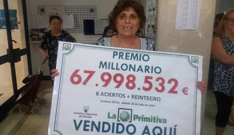 милионерка испания българка й г