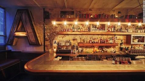 №5, Attaboy Bar, Ню Йорк