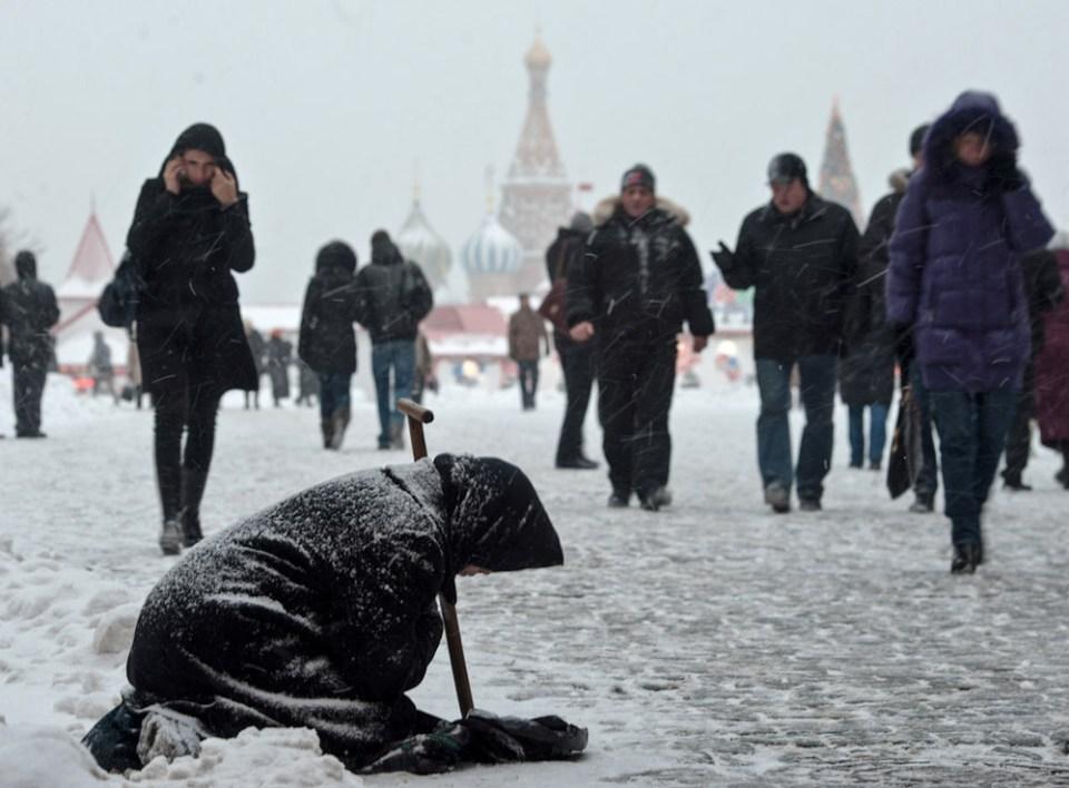 Просия на Червения площад