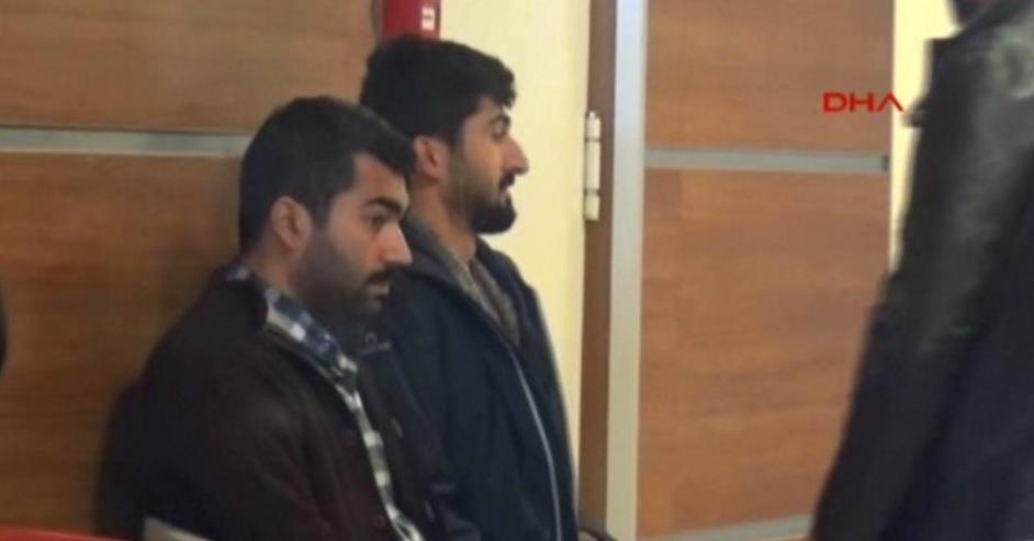 Част от върнатите принудително в Турция гюленисти. Стопкадър: bTV