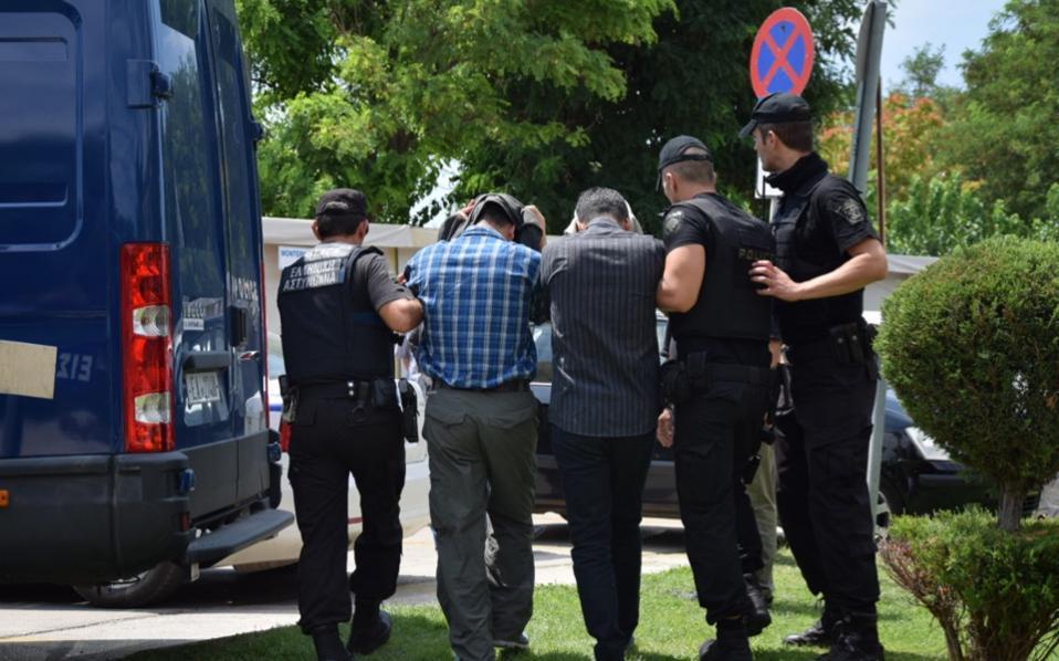 Гърция съд екстрадиция