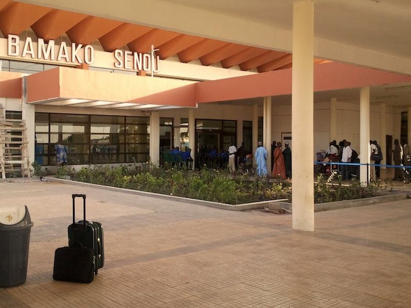 Международното летище в Бамако, ©WikiMedia