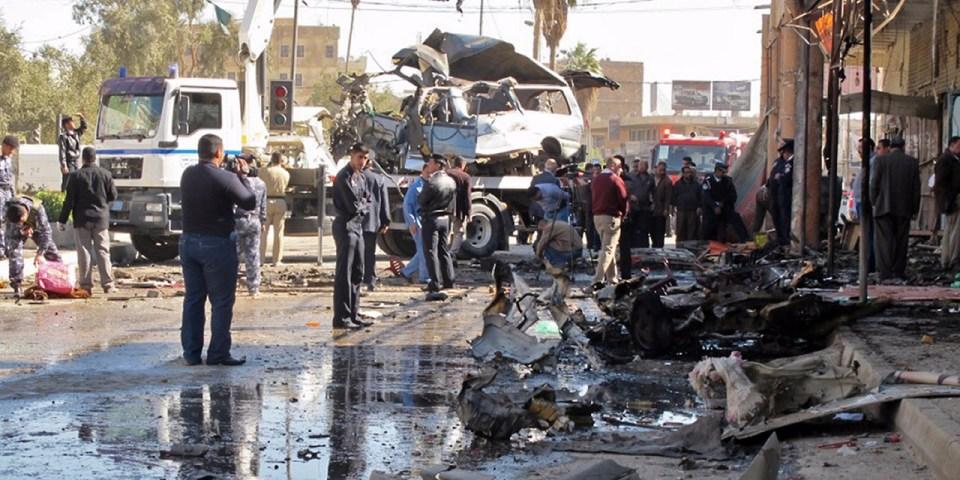 Пореден атентат в Багдад