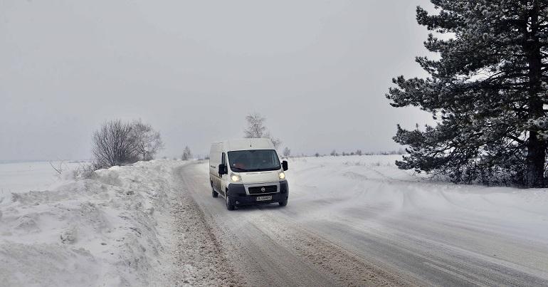 Разград зима пътища