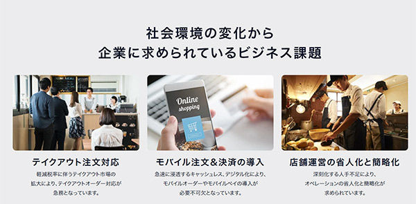 楽天が事前注文と決済サービスを連携した「Rakuten Ready」のサービスを開始