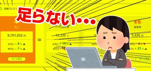 楽天月商1000万円
