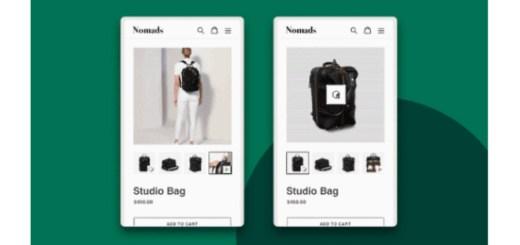 shopifyの3D表示機能について