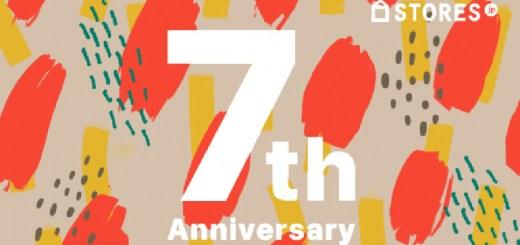 STORESが7周年を記念してショップオーナーお手伝い企画を開始