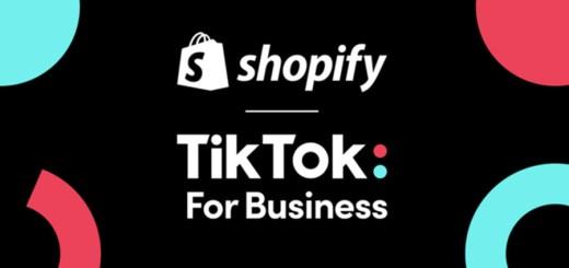 ネットショップのShopify(ショッピファイ)とTikTokが日本での提携を発表