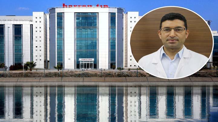 Harran Üniversitesi Başhekimi istifa etti!