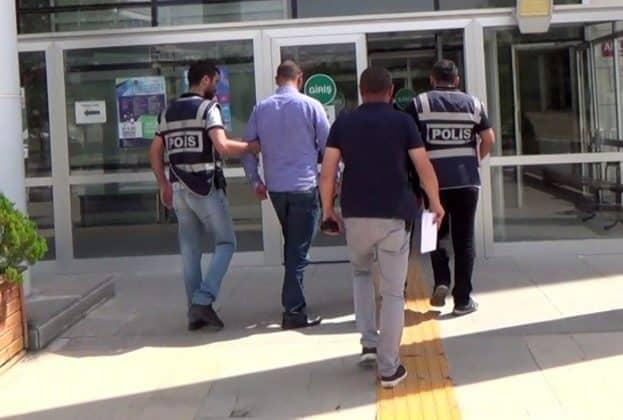 paravan şirket tutuklama kayseri