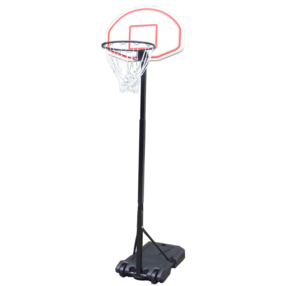 8ft Standing Basketball Net Hoop Backboard With Adjustable