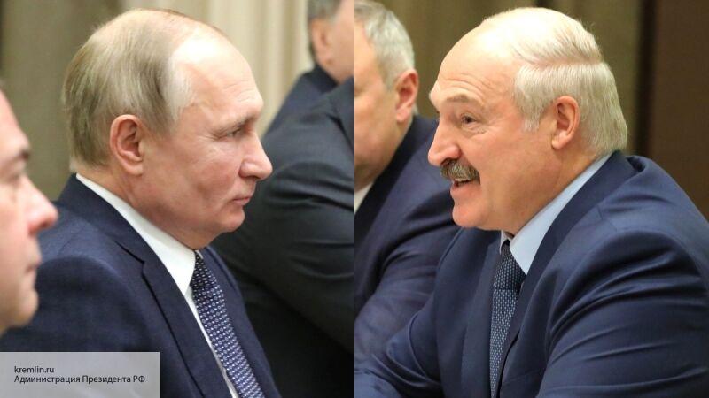 На Украине надеются, что Лукашенко обиделся на Путина из-за сына Коли