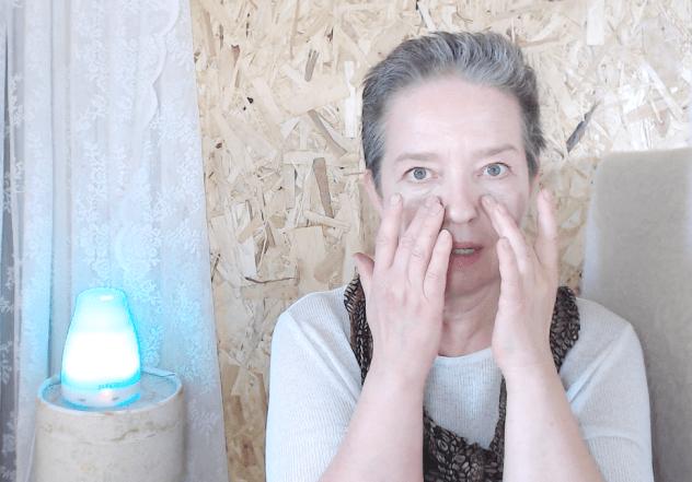 Ansiktsgympa med Lisel humla sjöstedt i minigympa-klubben