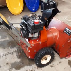 Toro 24″ snowblower