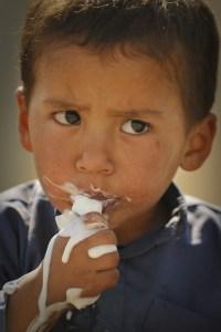 Comer helado aumenta las caries