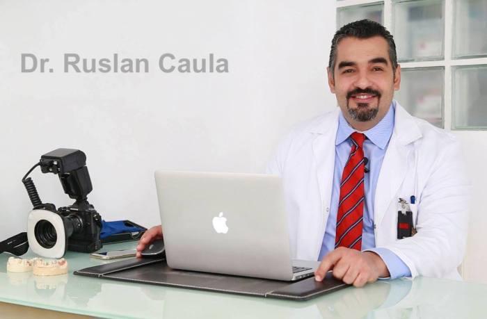 Dr Ruslan Caula
