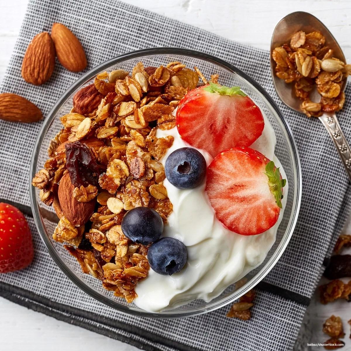 Frühstückscerealien können mit Vitamin B12 angereichert sein