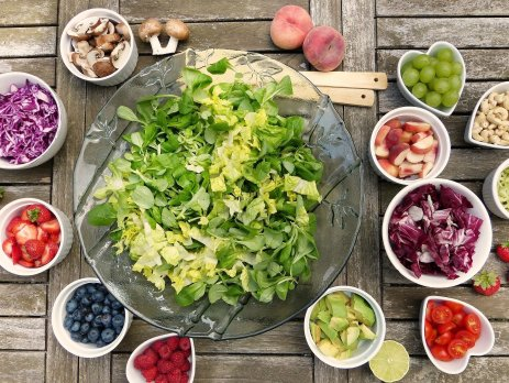 Vegane Ernährung und Vitain B12. Vegane Rezepte mit Vitamin B12