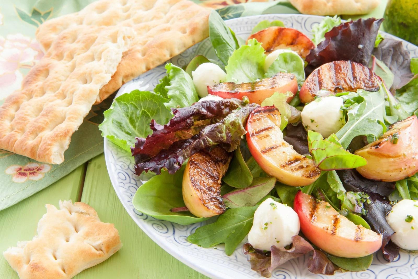 Lecker-gesunde Salat-Rezepte mit Vitamin B12 und Folsäure