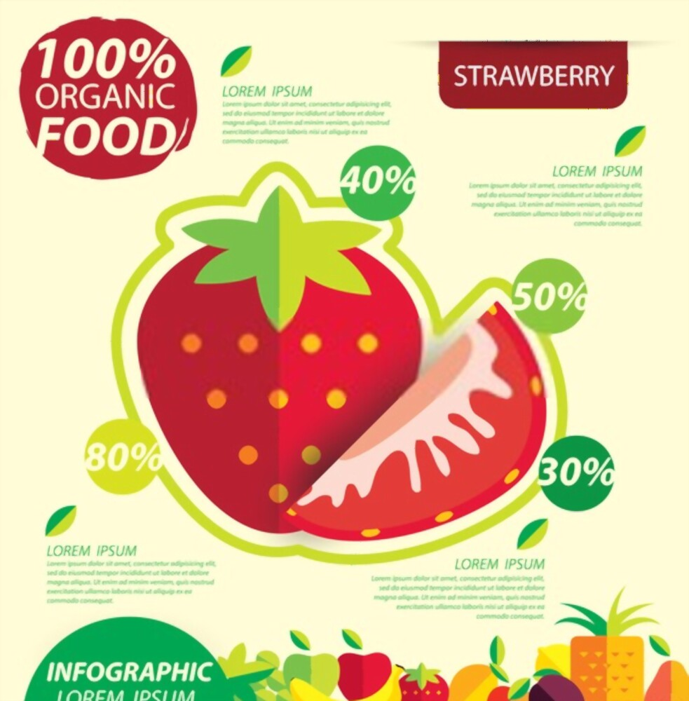 Just 5 Strawberries A Day What's It Good For Benefits For Your Health And Beauty Detoxifies Your Body