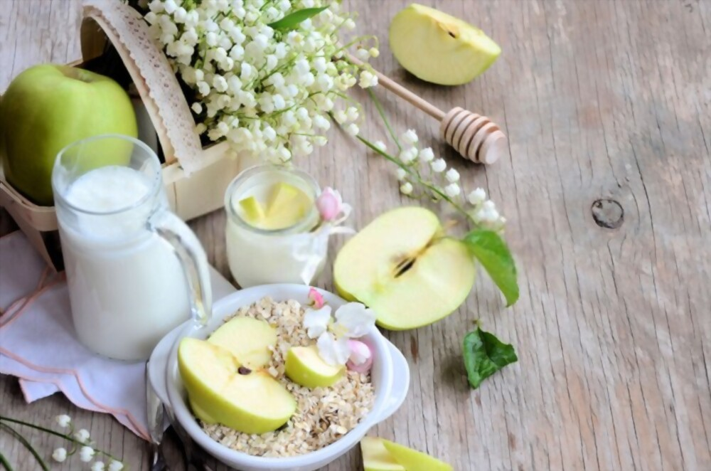 Green Apple Oatmeal What's It Good For Benefits For Your Health Weight Loss Diabetes And More