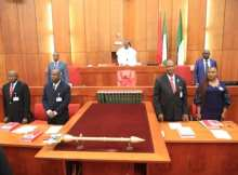 Nigeria Senate Confirm NDDC Board