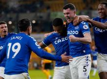 Keane Seals Win With Header For Everton At Wolves