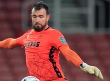 Lonergan Sign By West Bromwich On Short Term Deal