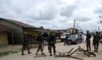 Kokori town under military siege after the arrest of Kevin in Port Harcourt, Rivers State