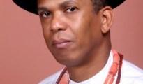 Chief Ede Dafinone, DPP Senatorial Candidate in Delta Central Bye-Election