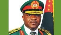 Chief of Army Staff Lieutenant General Azubike Ihejirika