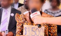 Ex-prostities who infected over 1,000 HIV/AIDS confessing during deliverance in T.B. Joshua Church