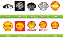 Shell-Logo-Evolution