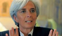 IMF chief, Christine Largade