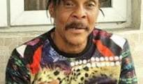 Majek Fashek new look