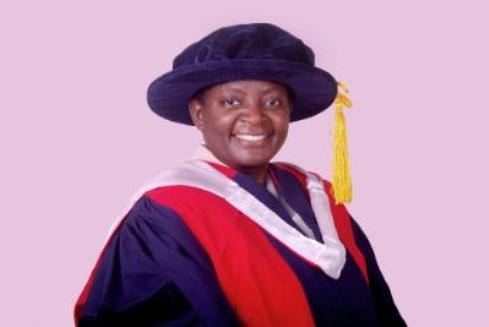 Late Prof. Foluke Ogunleye