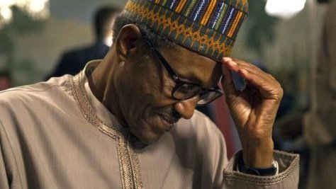 Buhari suffering from ear related illness