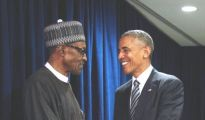 Buhari and Obama