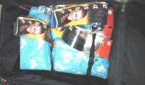 The bag of ephedrine