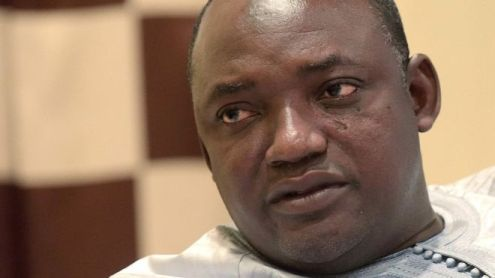 Gambia President-Elect Adama Barrow's Son Killed By Dog