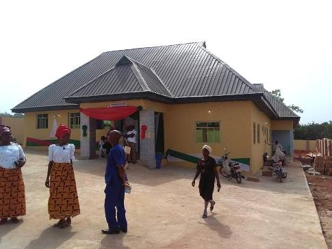 FG, Okorocha Hail Imo Philanthropist, Mbisiogu for Donating  Hospital to Umuchima Community