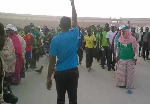 Kaduna @ 100 walk